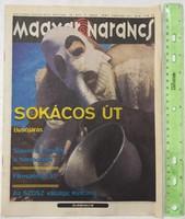 Magyar Narancs újság/magazin 1997/7 Slawomir Mrozek SZDSZ filmszemle Taszár Hortobágyi László Fargo