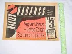 Magyar Narancs újság / magazin - 1990. február 5.