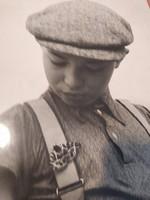 20.sz. eleje - Fénykép nagyméretű - fotó - 46 x 60 cm. kerettel együtt
