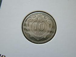 10 heller 1908