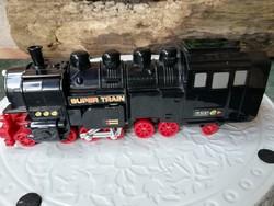 Transformers Super train figura