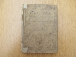 (~1925) Olvasó- és tankönyv - Az elemi népiskola IV. osztálya számára : Franklin-Társulat