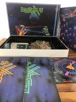 LaserX-3 retro társasjáték - Novoplast