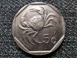 Málta 5 cent 1991 (id36863)