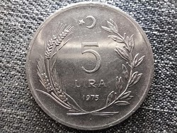 Törökország 5 Líra 1975 (id45244)