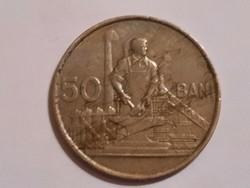 Románia 50 Bani 1955