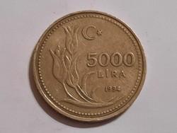 Török 50000 Líra 1994