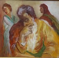 Bibliai.Vallás.Jeremiás Próféta.Emberek