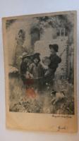 Képeslap 1903.