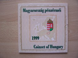 Dísztokos Forint forgalmi sor 1999  BU