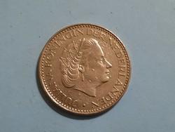 Holland 1 Gulden 1968