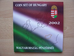 Dísztokos Forint forgalmi sor 2002  BU