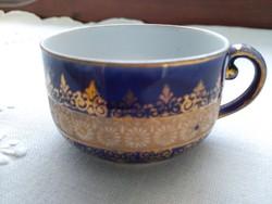 Gyűjtői porcelán kávés csésze