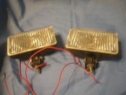 N27 Old Time autókhoz Antik DDR Ruhla  halogén lámpapár  új hibátlan ajándékozhatóan