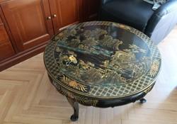 Keleti   kínai   ázsiai dohányzó asztal