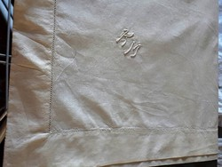 Azsuros vászon terítő 5 szalvétával