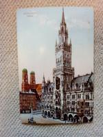 2 db képeslap  (München 1911)