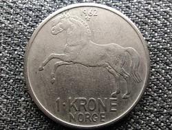 Norvégia V. Olaf (1957-1991) 1 Korona 1962 (id45522)