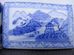 Bonbonier ékszer doboz  porcelánTávolkeleti Kína? Japán?