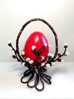 Gyöngyből készített húsvéti asztaldísz GYV33-2p