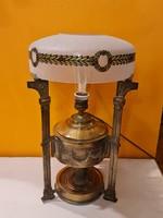 Old szecesszios table lamp