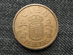 Spanyolország I. János Károly (1975-2014) 100 CIEN Peseta 1985 (id15852)