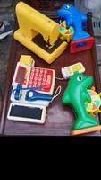 PIko Gabriela gyermek varrógép ajándékkal