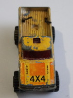 Matchbox 4x4 open Back 1981.