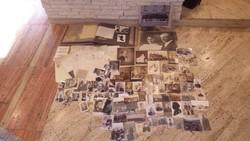Horn Ede Horn János fotó hagyaték katonai és családi fotók 300 db , dátum és infók