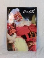Coca Cola reklámtábla gyűjtőknek