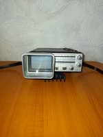 Retró   Broksonic   CIRT -  2097 rádió  & mini  tv   1982 New York