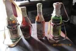 Retro kisüveges italok