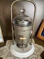 Antik bécsi kávéfőző