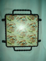 Vintage Meisseni edényalátét csempe