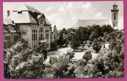 C - - - 074  Magyar tájak-városok: Karcag - Kossuth-tér