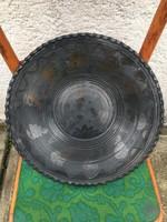 Nádudvari fali tányér, 40 cm
