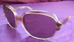 Retro eredeti olasz sorszámozott (209) napszemüveg