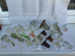 30db Üvegdugó.Patika üvegekhez és más üvegekhez.
