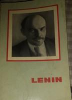 Lenin- Vlagyimir Iljics Lenin élete és munkássága