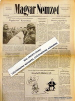 2019 december 20  /  Magyar Nemzet  /  Meglepetés születésnapodra :-) Ssz.:  17173