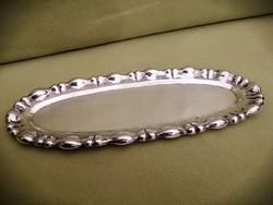 Hólyagmintás ezüst tálca 210 gramm