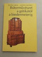 Bútorművészet-könyv