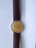 Antik, IWC Schaffhausen 14Kt -os arany karóra, aranyóra