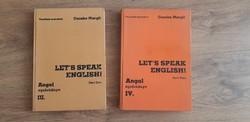 Csonka Margit: Let's speak english! III., IV.