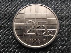 Hollandia Beatrix (1980-2013) 25 Cent 1998 (id30997)