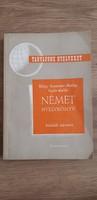 Német nyelvkönyv haladók számára