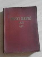 Pest diary 1928