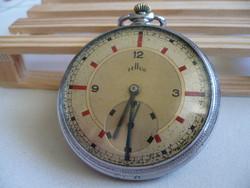 Tellus (Cortebert) egy működő és nagyon ritka zsebóra az 1930-as évekből