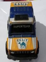 Super Toy kis terepjáró.