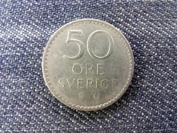 Svédország VI. Gusztáv Adolf (1950-1973) 50 Öre 1968 U (id17576)